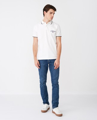 Mitch Polo Shirt, White