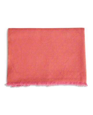 Bloom Jacquard Scarf, Pink Multi