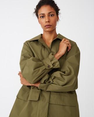 Helena Jacket, Green