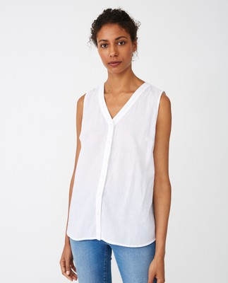 Eve Top, White