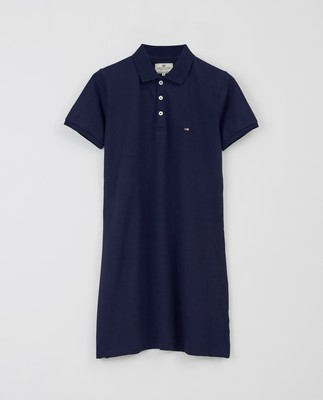 Laura Pique Polo Dress