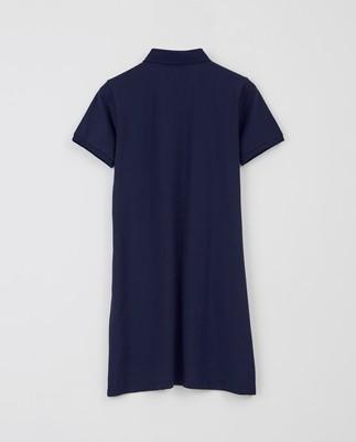 Laura Pique Polo Dress
