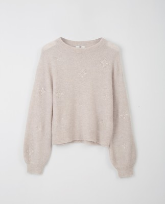 Adelia Sweater, Off White