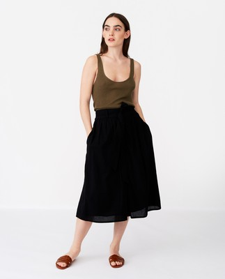 Julie Skirt. Black
