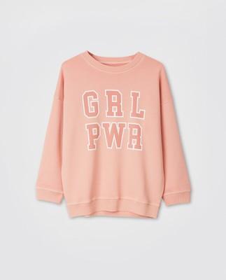 Kibby Sweatshirt, Pink