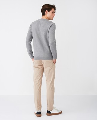 Luis Sweater, Gray Melange