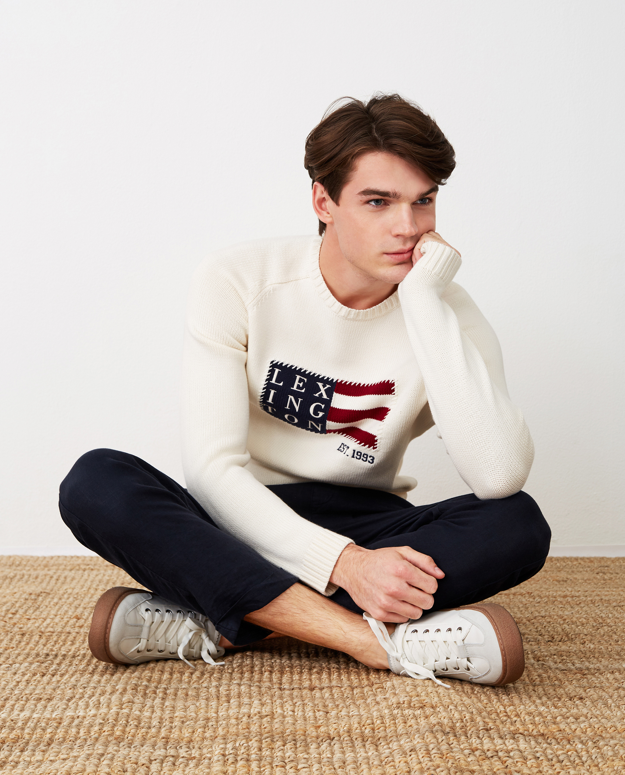 Dylan Sweater, Off White