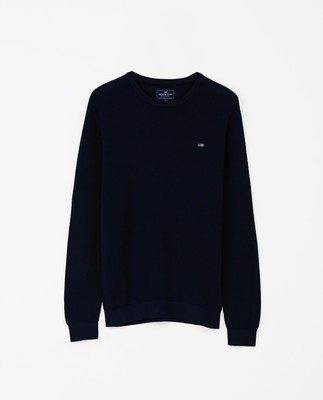 Graham Sweater, Dark Blue