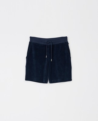 Brutus Terry Shorts, Dark Blue