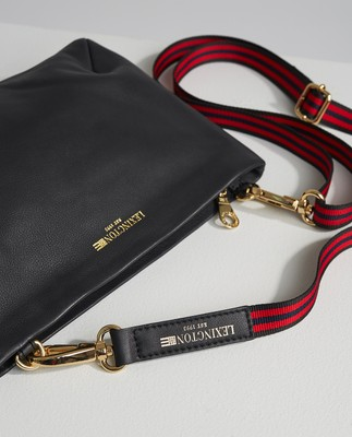 Hampton Red Stripe Shoulder Strap