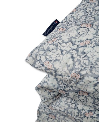 Printed Sateen Duvet, Multi