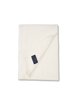 Quilt Cotton Bedspread, White