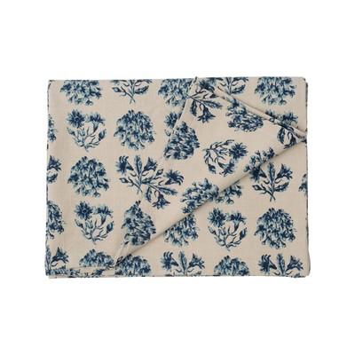 Vintage Flower Tablecloth