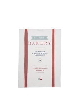 Bakery Kitchen Towel, White