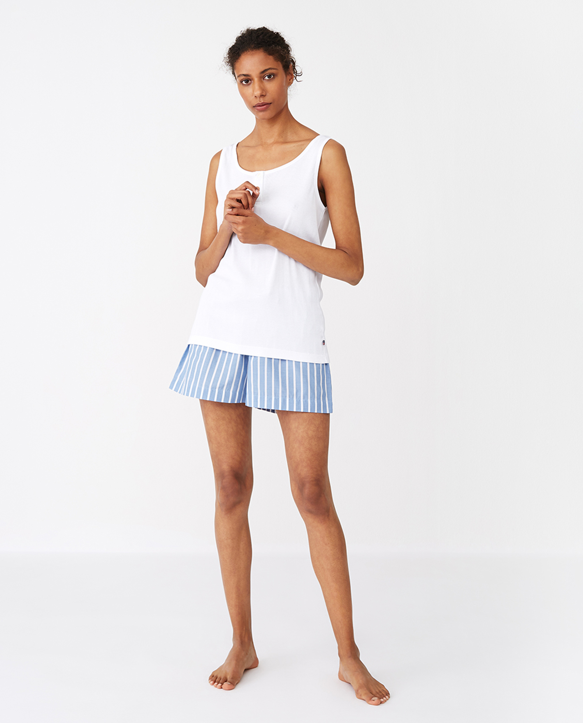 Women's Organic Cotton Pajama Set