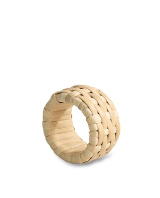Wicker Napkin Ring, Natural