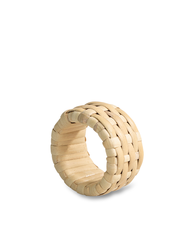 Wicker Napkin Ring, Natural