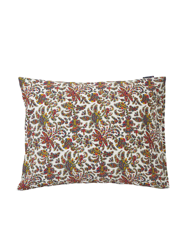 Printed Cotton Sateen Pillowcase