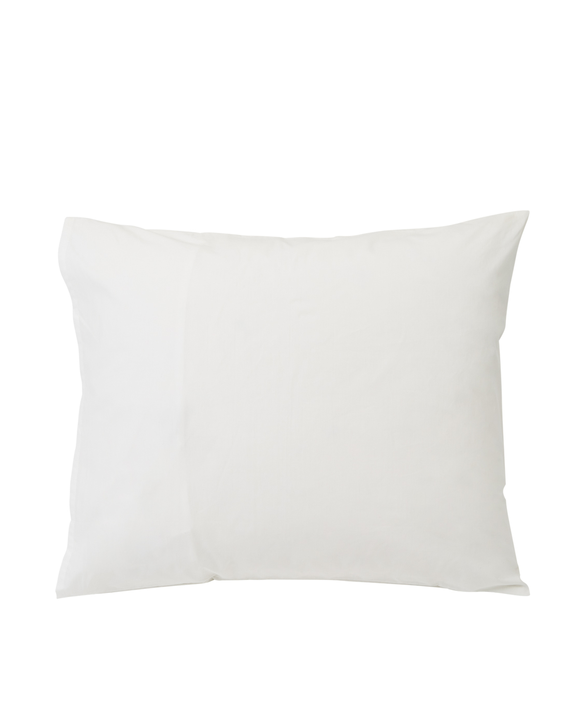 Printed Cotton Poplin Pillowcase