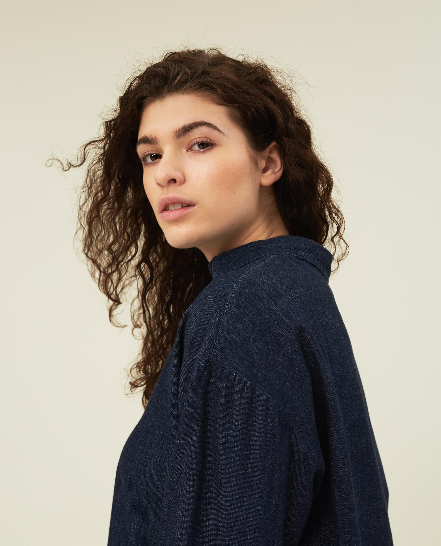 Edith Denim Shirt