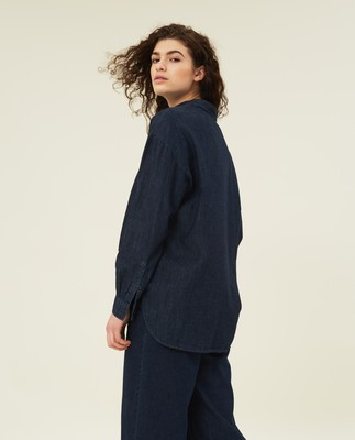 Edith Denim Shirt