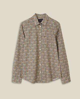 Emily Floral Print Shirt