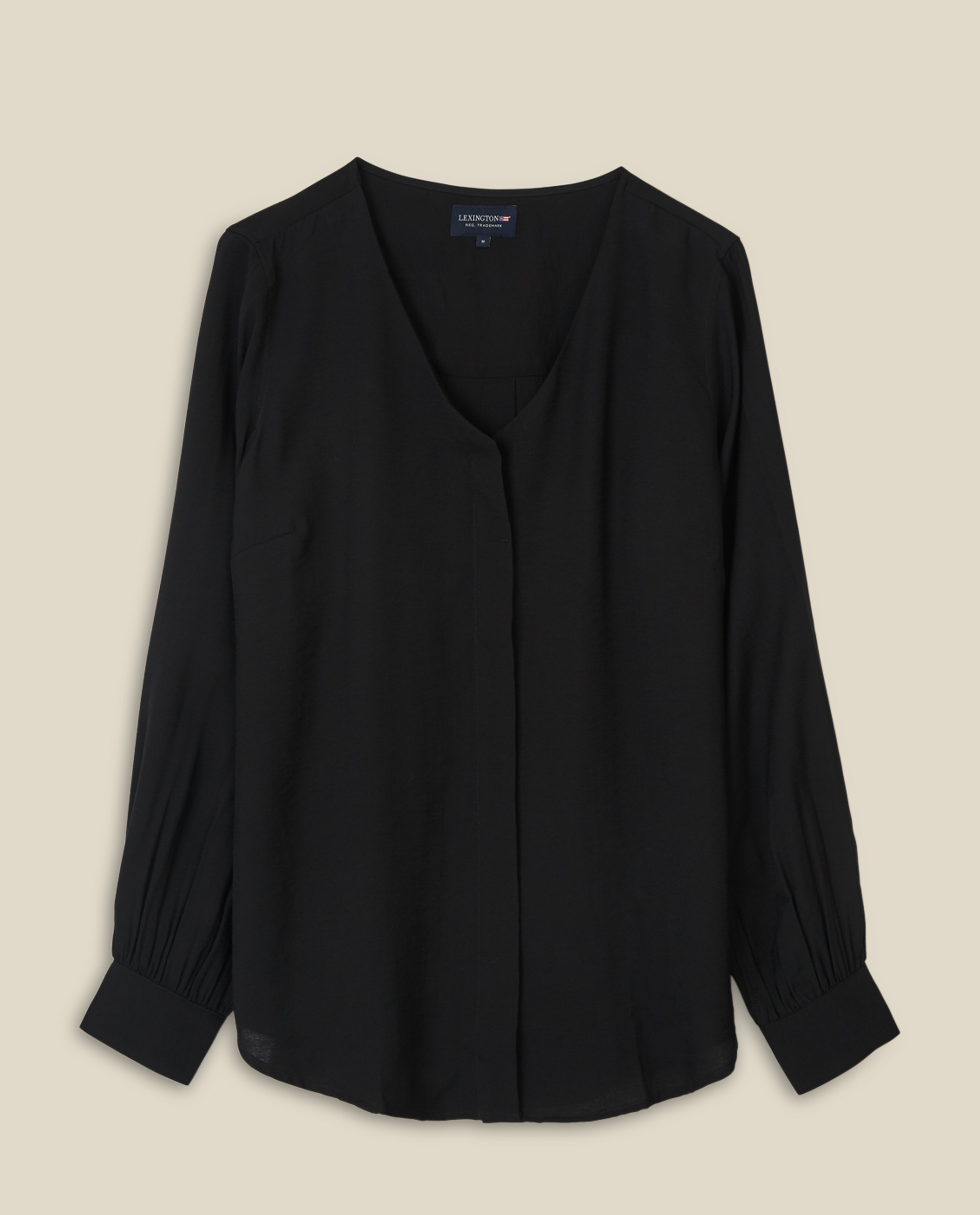 Tina Blouse, Black