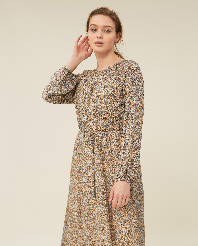 Mistie Floral Print Dress