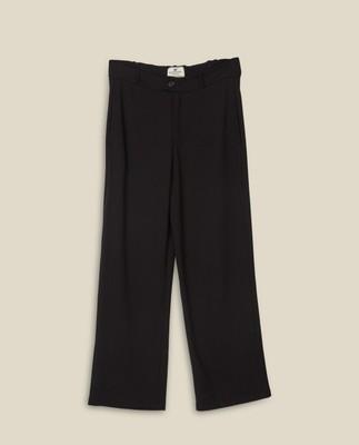 Cleo Jersey Pants, Black