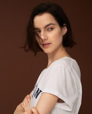 Vanessa Tee, White