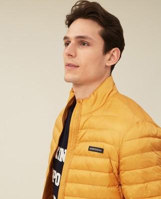 Ted Jacket, Yellow