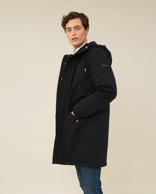 Kenneth Parka, Black