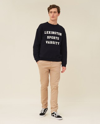 Elio Sweatshirt, Dark Blue