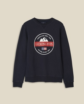 Norbert Organic Cotton Sweatshirt