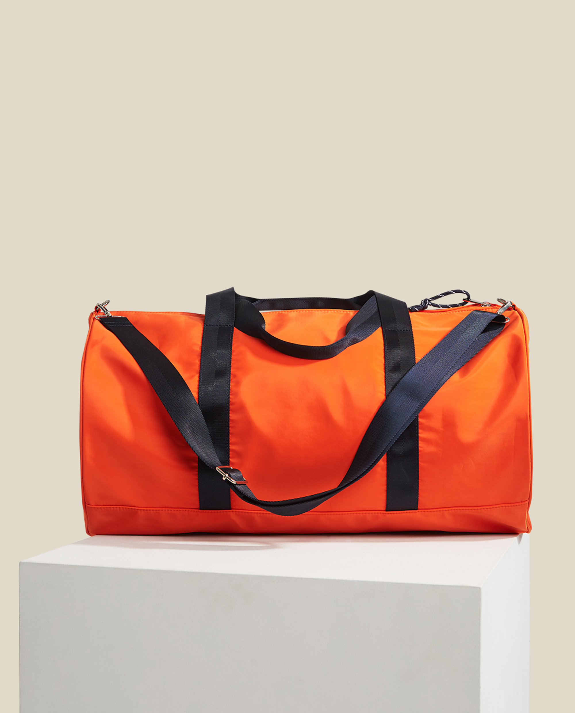 Daven Gym Bag, Orange