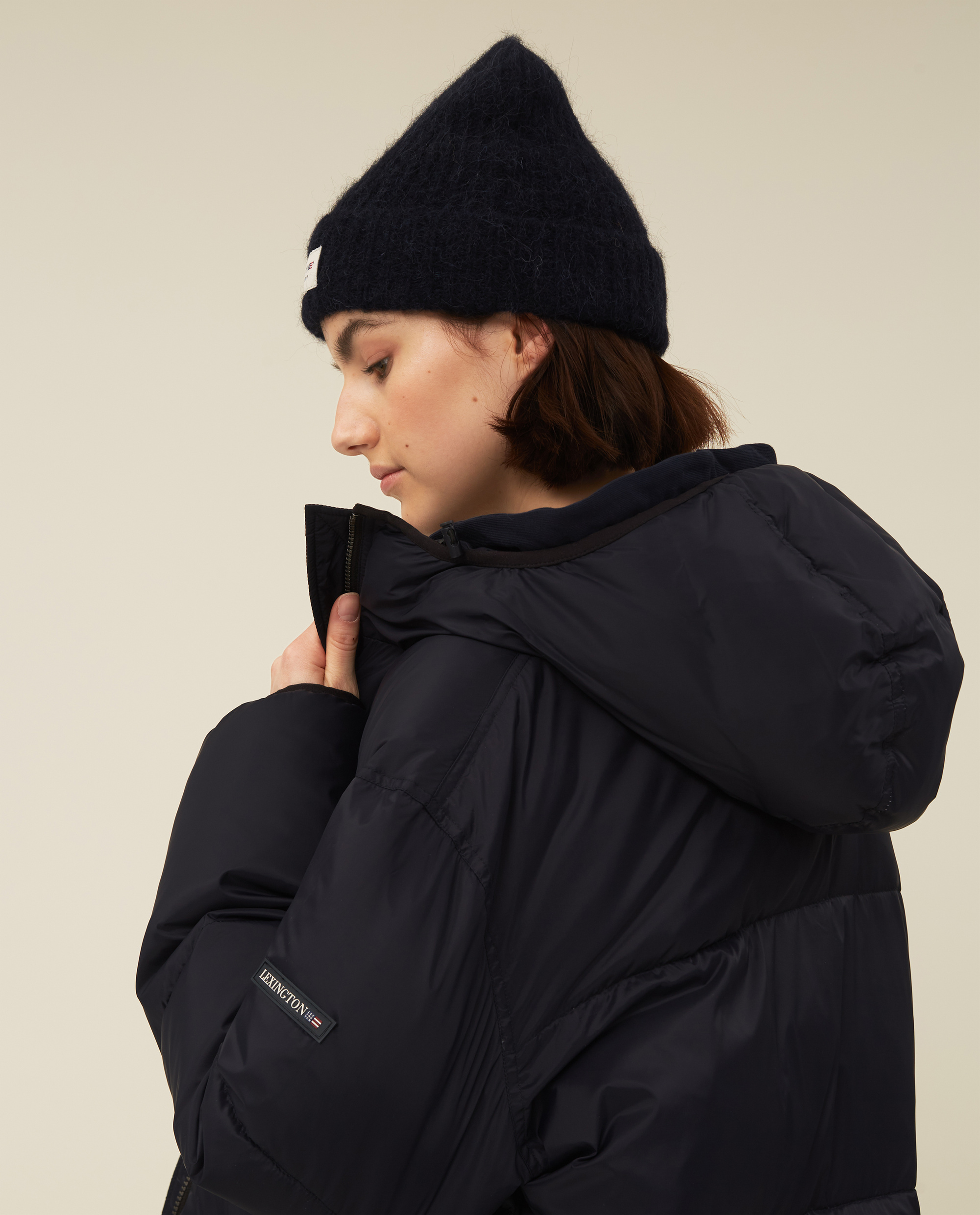 Nora Parka, Dark Blue