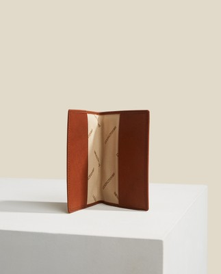 Rivers Leather Passport Cover