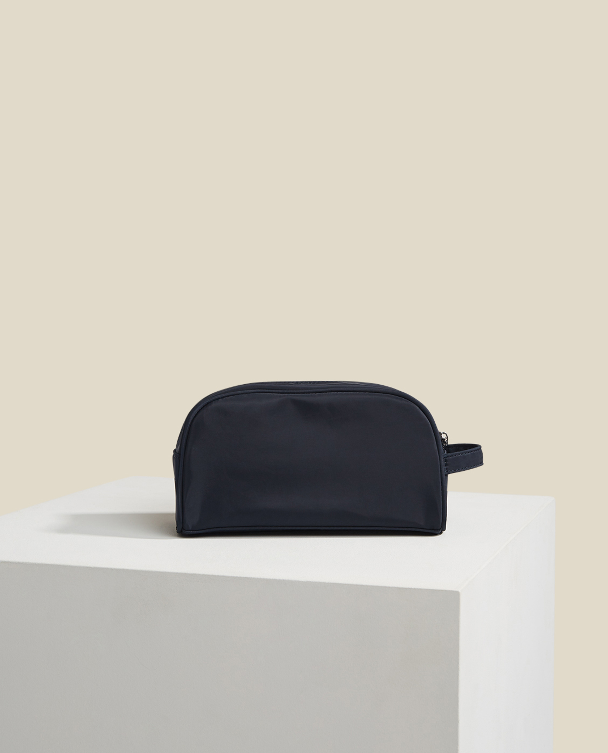 Prince Toilet Bag, Dark Blue