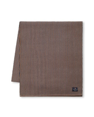 Striped Cotton Rib Runner