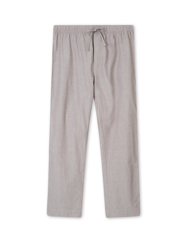 Unisex Organic Cotton Chambray Pajama Set
