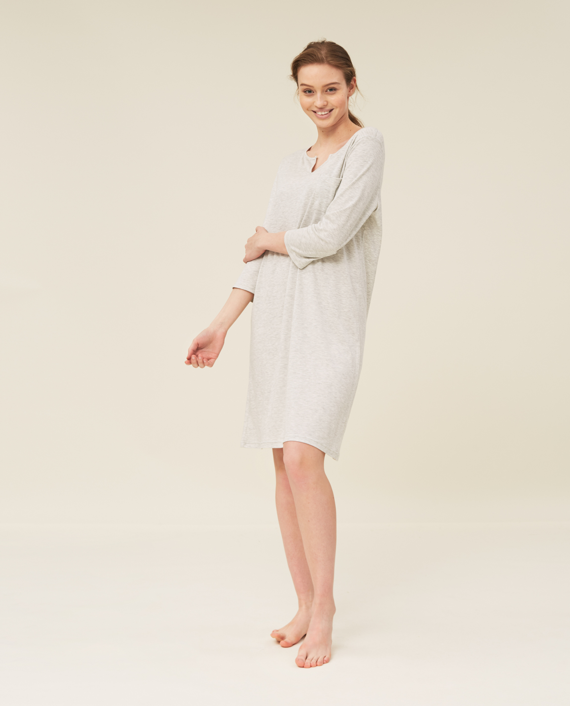 Women's Cotton/Micromodal Nightgown