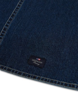 Icons Cotton Twill Denim Runner