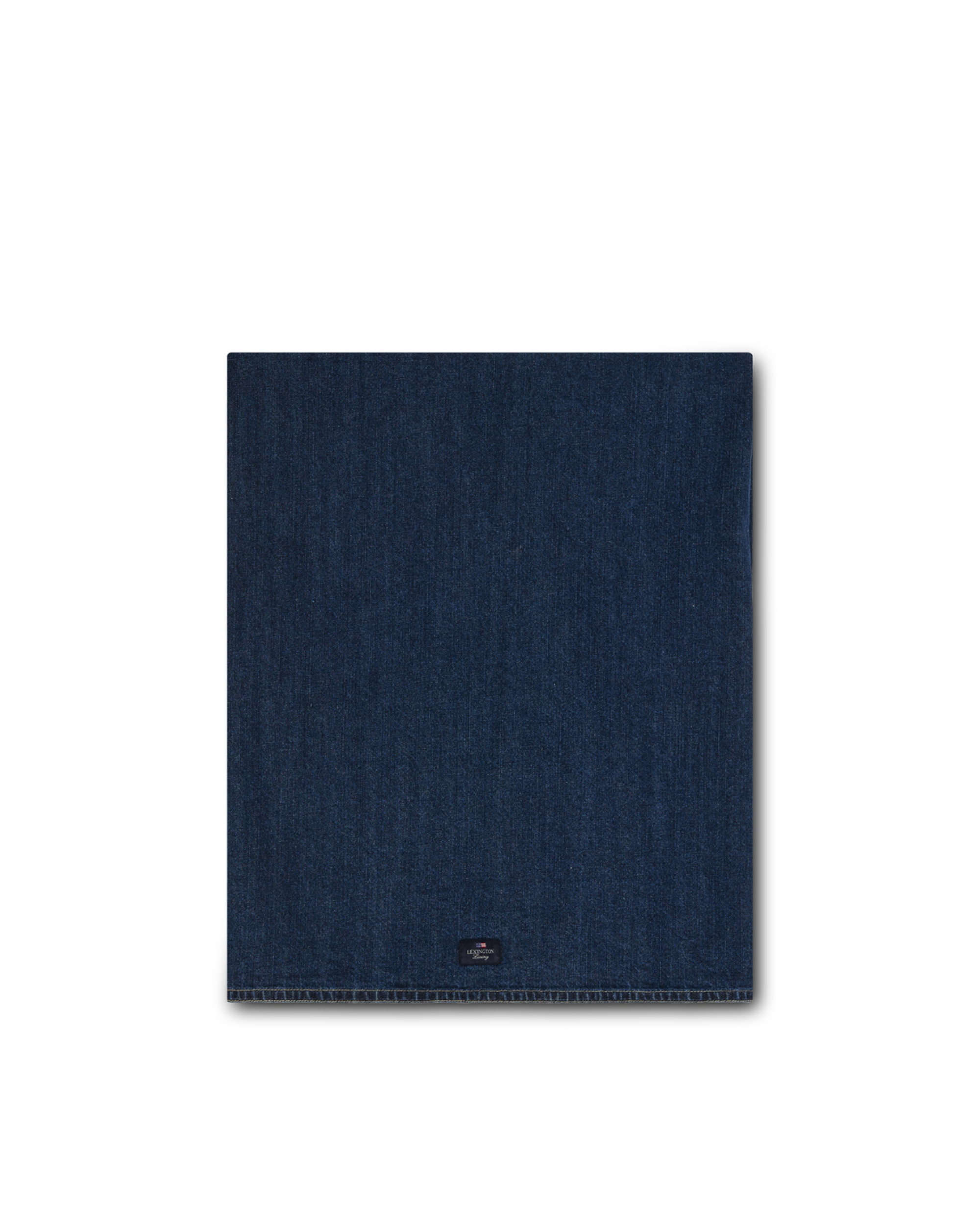 Icons Cotton Twill Denim Tablecloth