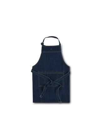 Icons Cotton Twill Denim Apron