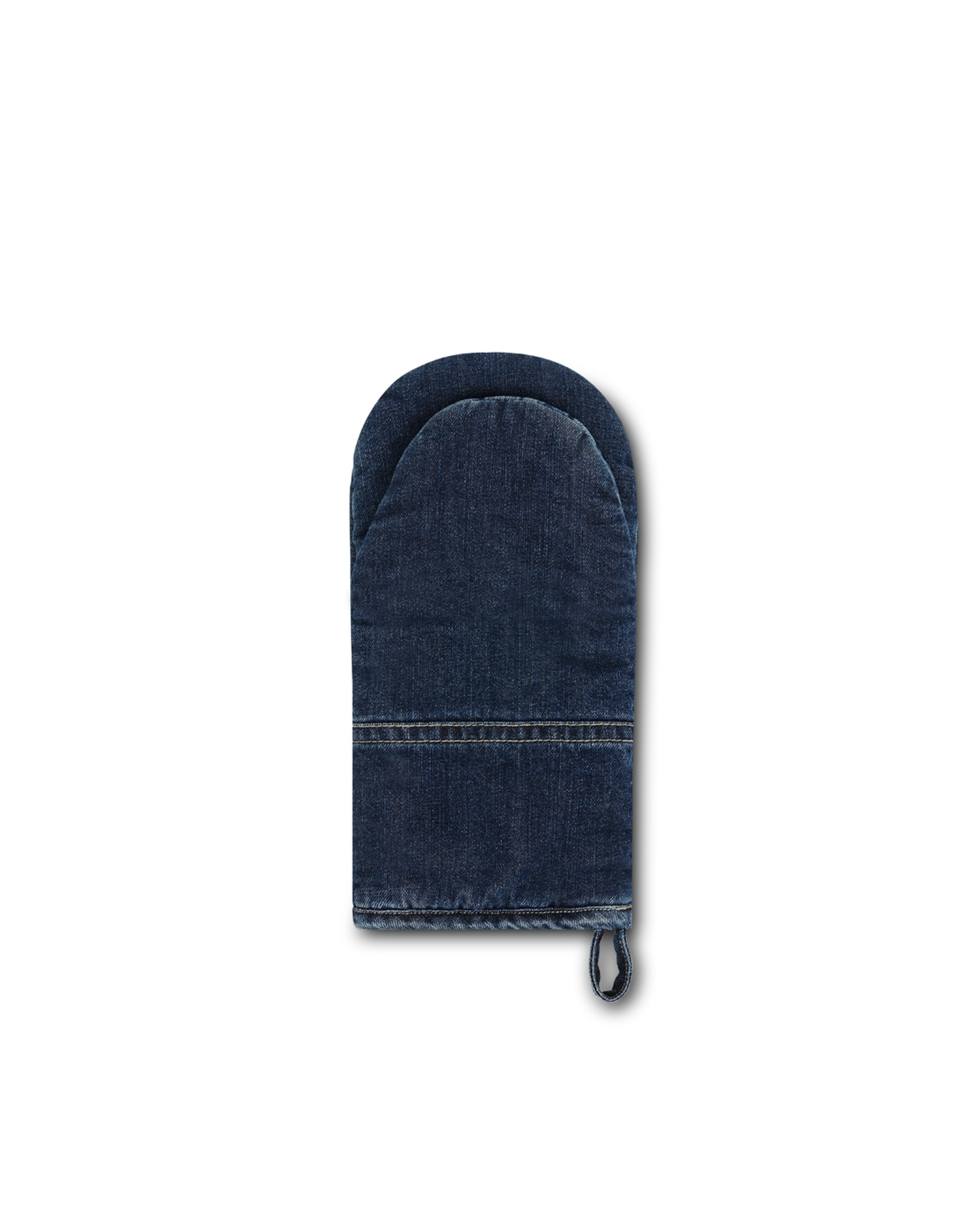 Icons Cotton Twill Denim Mitten