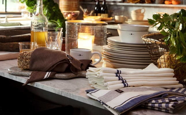 Stoneware Dinner Plate, White