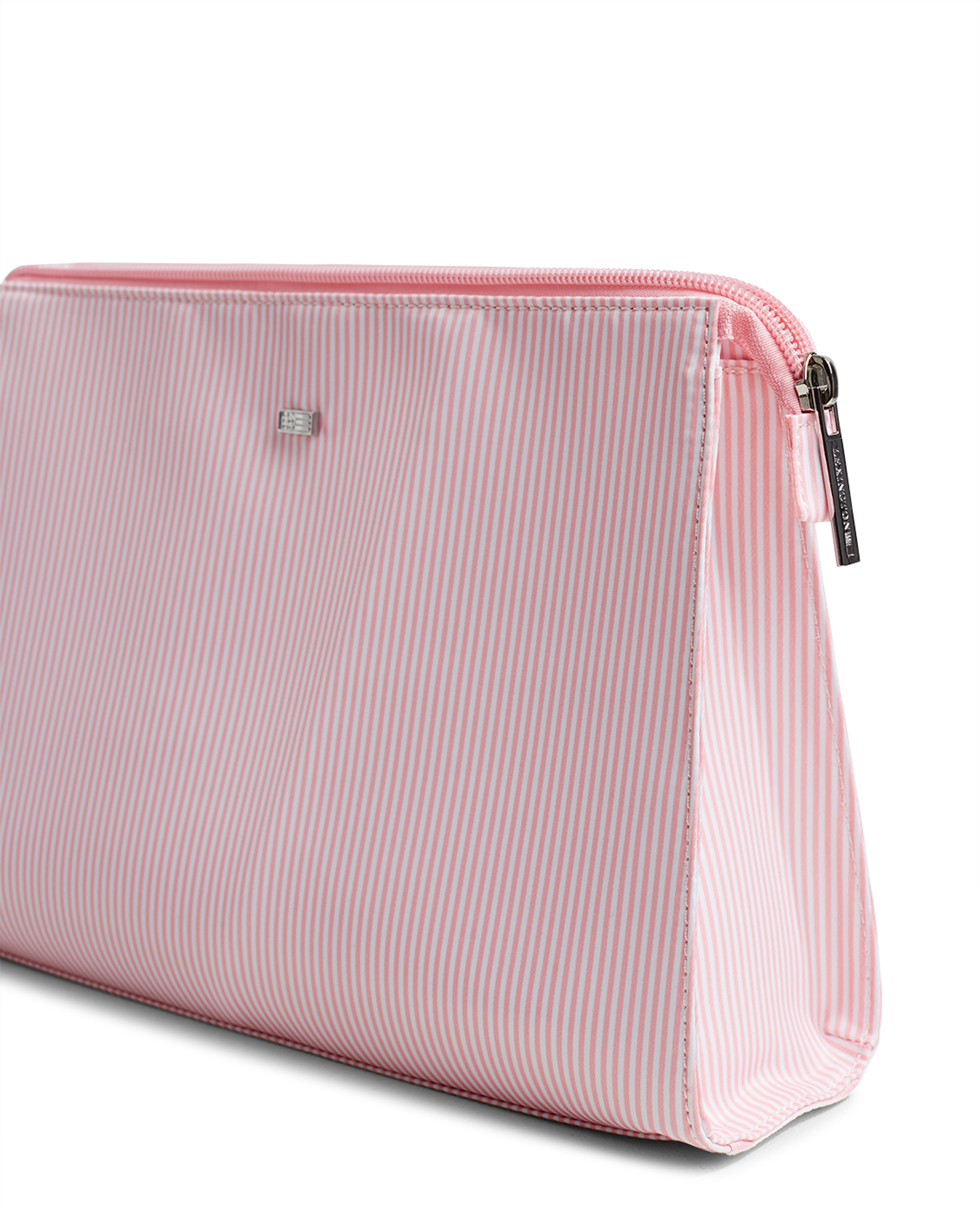 Icons Big Toilet Bag, Pink/White