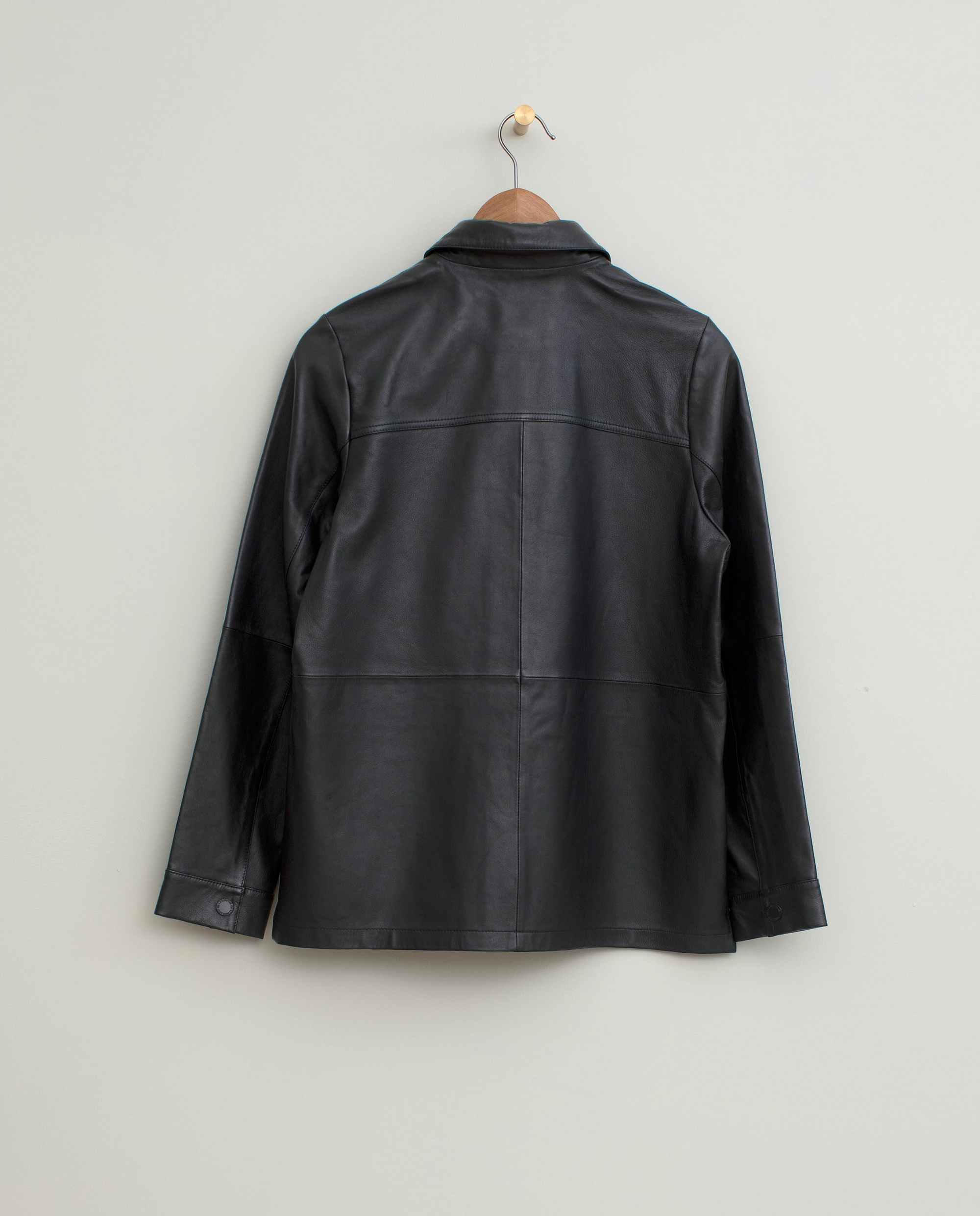 Kathy Leather Worker Shirt