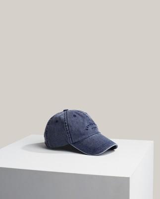 York Cap, Blue