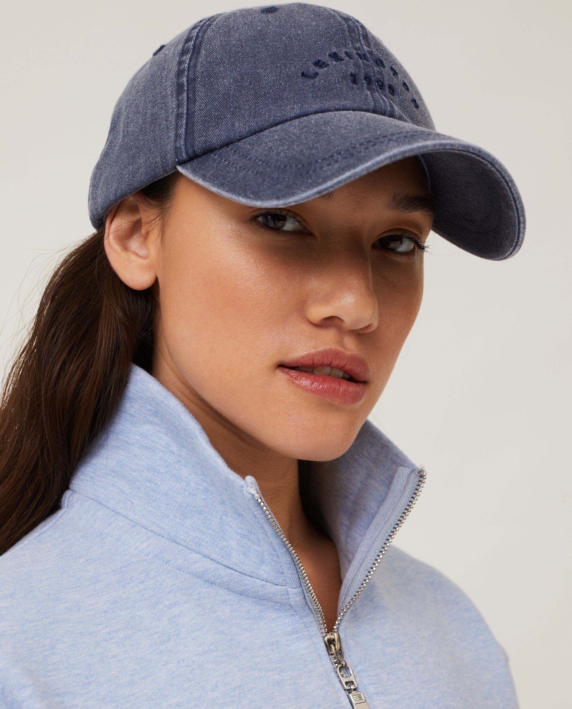 York Cap, Blue